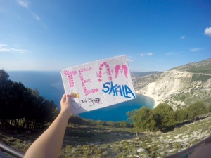 2016-09-29 Team Skala on tour