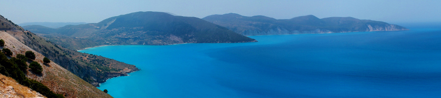 Bay of Agia Kyriaki and Cape Atheras